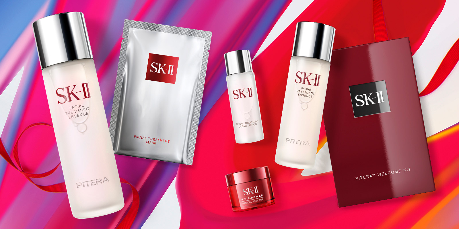 SK-II products